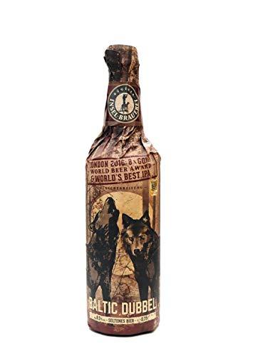 Rügener Insel Brauerei - Baltic Dubbel MW 8,5% Vol Craft Beer Bier - 0,75l inkl. Pfand MEHRWEG