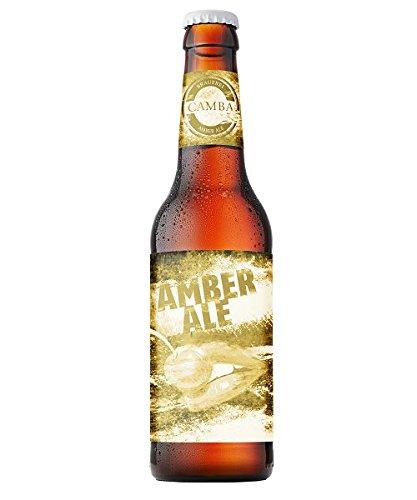 Camba Bavaria Amber Ale Amber, MEHRWEG (12 x 0.33 l)