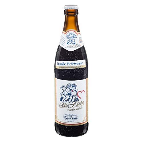 Kuchlbauer Weißbier dunkel - Alte Liebe 0,5l Mehrweg (18x 0,5l)