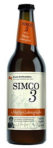 Riegele Simco 3 - Bierspezialität aus Augsburg