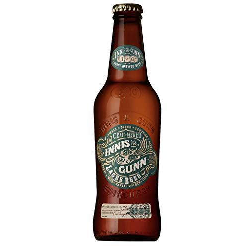 Innis & Gunn Lager Beer 0,33 Liter inkl. 0,25€ EINWEG