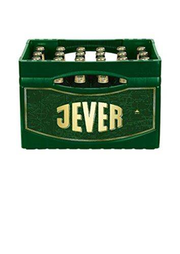 24 x Jever Pilsener 0,33 Liter 4,9% vol. Originalkiste MEHRWEG