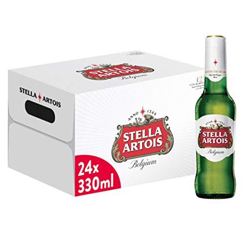 BIER STELLA ARTOIS CL 33 X 24PZ