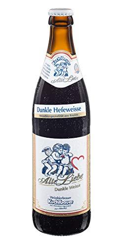 Kuchlbauer Dunkles Weißbier'Alte Liebe' 16 x 0,5l Flasche