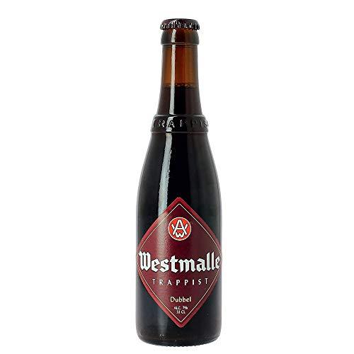 WESTMALLE DUBBEL 7,0 % (Ohne Kasten) 24 x 33 cl.