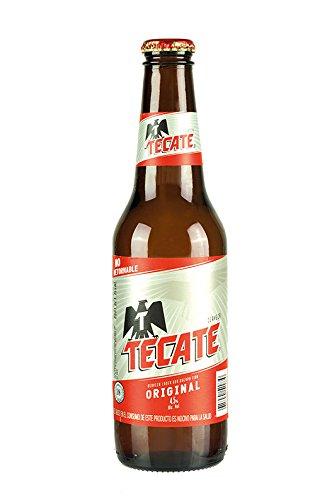 20 Flaschen Cerveza TECATE, 4,5% vol Bier aus Mexiko