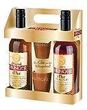 Original Wikinger Met + Roter Met Geschenkpackung (2 x 0,75l) - Der Honigwein / Honigmet aus...