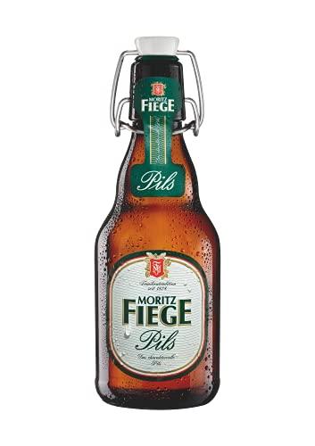 20 kleine Flaschen Moritz Fiege Pils Bügelflaschen a 0,33l inc. 3.00€ MEHRWEG Pfand Bochum Bier a...