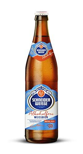 Schneider Weisse - Alkoholfrei (TAP 3/20 Flaschen à 0,5 l/weniger als 0,5% vol.) inc. 1.60€...