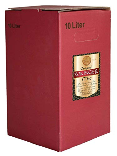 Original Wikinger Met Bag in Box 10l 11% vol