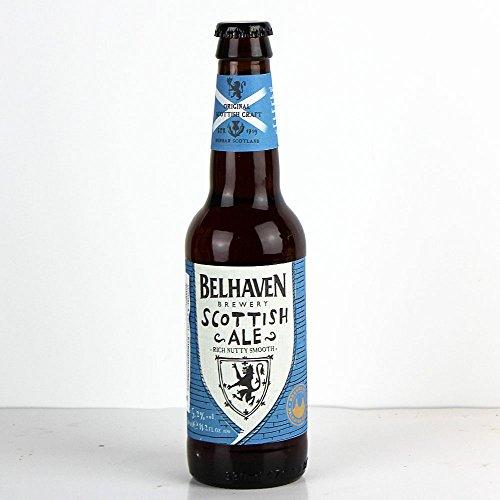 Belhaven - SCOTTISH ALE - UK 0,33l - von.BierPost.com