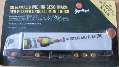 Pilsner Urquell Nr.13 - Der Ursprung Aller Pilsbiere - Iveco Stralis - Sattelzug mit Kronkorken