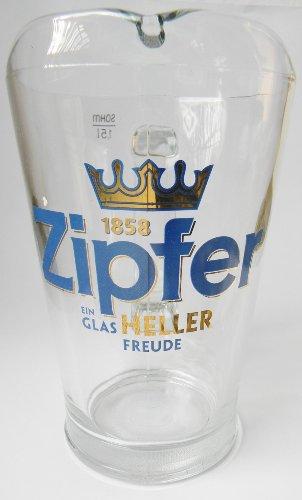 Zipfer Bier Pitcher 1.5 Liter Neu