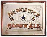 Newcastle Brown Ale Small Mirror