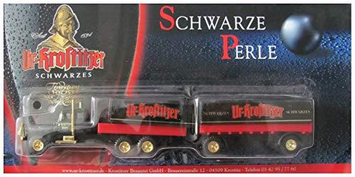 UR-KROSTITZER Brauerei Nr.21 - Schwarze Perle - G5 - Hängerzug Oldie