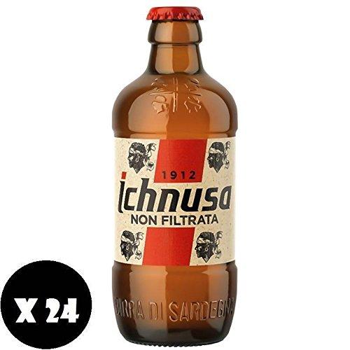 Nicht gefiltertes Bier 33 CL 24PZ