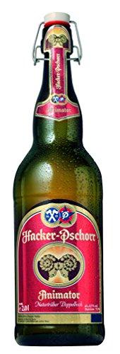 Hacker Animator, bestes saisonales Starkbier, Bockbier aus Bayern, (1 x 2l) inkl. 0,15€ Pfand...