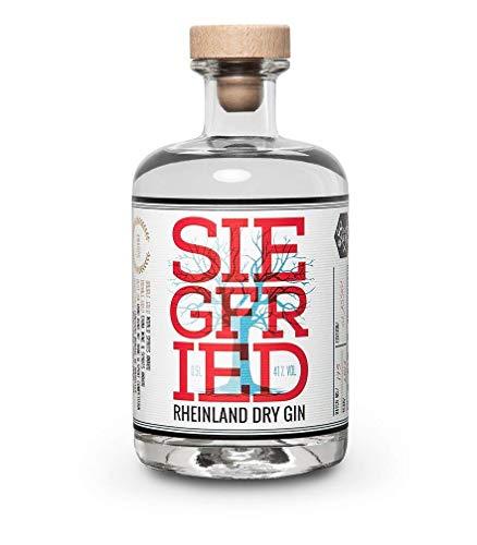 Siegfried Rheinland Dry Gin   Weltweit ausgezeichneter Premium Gin   Micro-batch Gin mit 18...