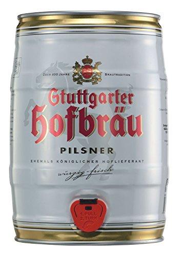 Stuttgarter Hofbräu Pils 5l Fass