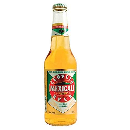 Premium Helles Bier aus México, Flasche 330ml / Cerveza MEXICALI Pilsener Superior, 5% vol