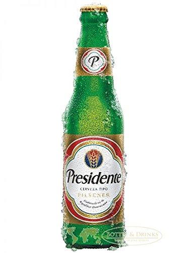 Presidente Bier 355ml Cerveza
