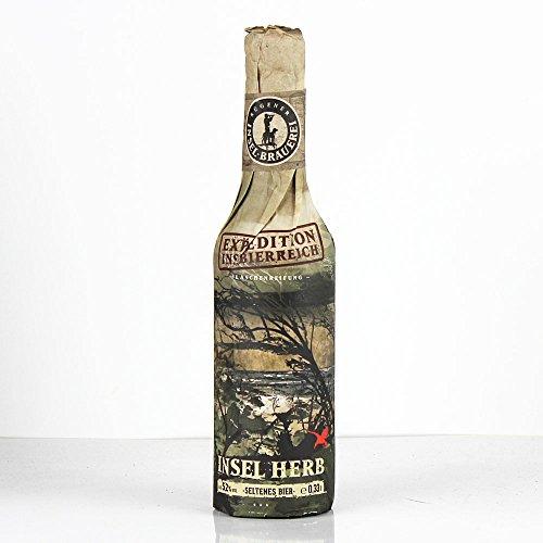 Rügener Insel-Brauerei - Insel Herb Craftbier 5,2% Vol. MW - 0,33l inkl. Pfand MEHRWEG