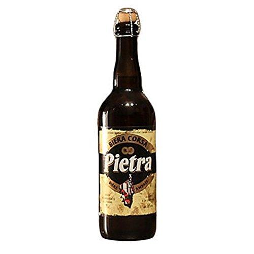 Pietra ambrée 6 ° 75 cl, Bier Korsika Bouteille (75 cl)