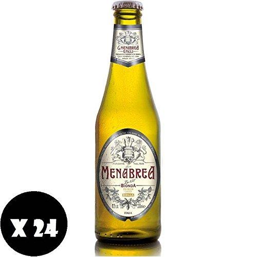 MENABREA BIONDA BIER 33 CL 24PZ