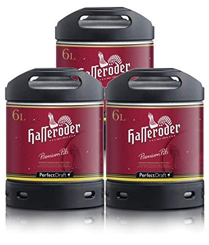 Bier PerfectDraft 3 x 6-Liter Fässer Bier. Zapfanlage für Zuhause. Inklusive 15euros Pfand....
