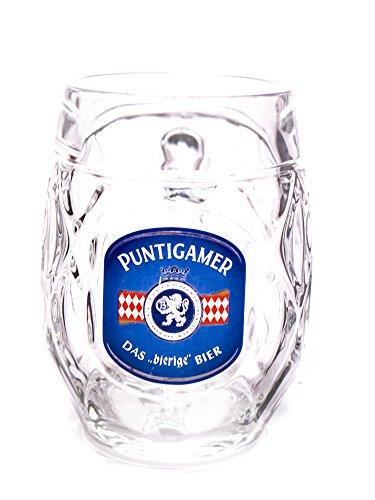 PUNTIGAMER BIER KRÜGERL 2er SET mit je 0,5 Liter