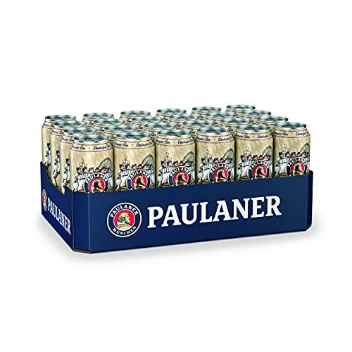 Paulaner Oktoberfestbier, 24er Dosentray, EINWEG (24 x 0,5l)