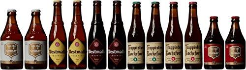 Echtes Trappisten Bier 12 Flaschen von Mönschen gebraut