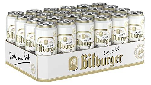 Bitburger Pils Dose, EINWEG (24 x 0.5 l)
