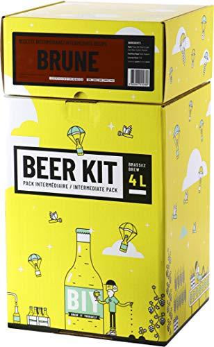 HOPT Bier Brau Kit für fortgeschrittene Brauer (Bier Brau Kit für fortgeschrittene Brauer: Dunkel...