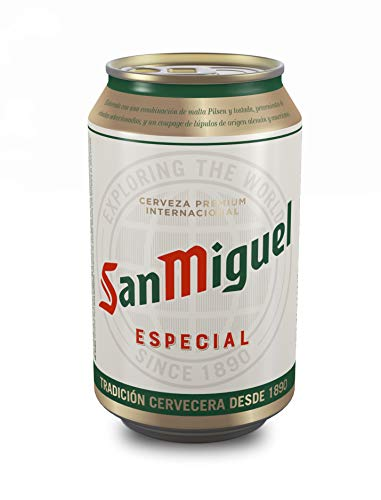 San Miguel Premium Especial - helles Bier - 1 x 33cl
