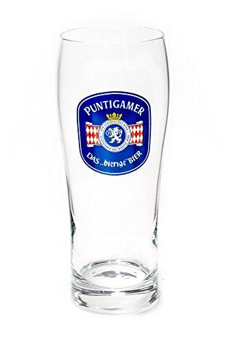 Puntigamer BIER GLÄSER 6er Set jeweils 0.3 Liter
