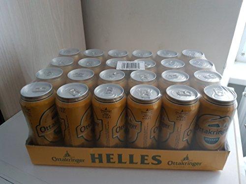Ottakringer - Helles - Dose - 24 x 0,50 l