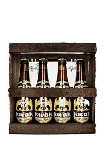 Kwak GP 4 Flaschen plus 2 Gläser