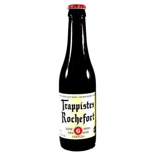 Trappistes Rochefort 6 - Original Belgisches Bier 0,33l Go-beer.com