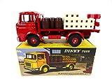 OPO 10 - Atlas Dinky Toys 1/43 - Berliet Trailer Truck Brasseur Kronenbourg 588