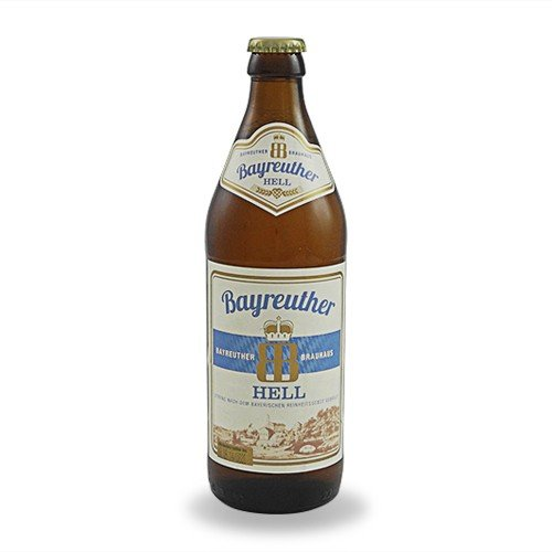 Bayreuther Hell (0,5 l / 4,8 % vol.)
