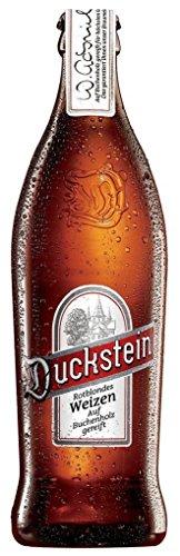 8 Flaschen a 0,5L Duckstein Cuvee rotblondes Weizenbier Premium rot blond 5,7% vol. inc. 0.64€...