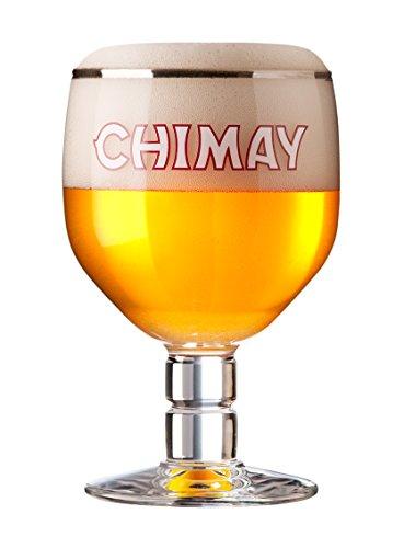 Chimay Biergläser Trappist Bier Kelch 33cl