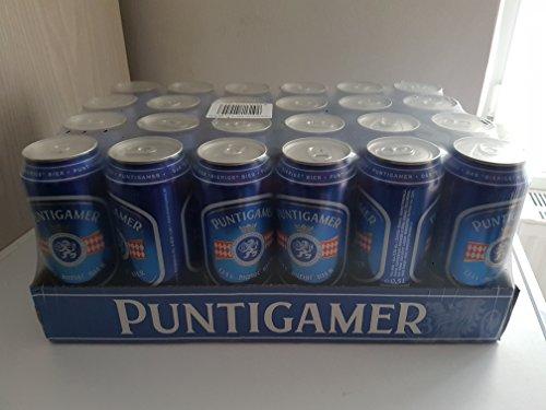 Puntigamer Bier - Dose 0,5 l - 24 x 0,5 l
