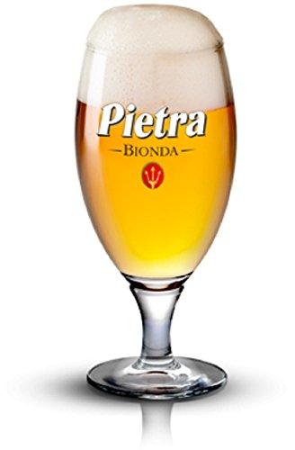 6 verres à bière pietra blonde corse