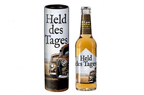 Bier 'Held des Tages'