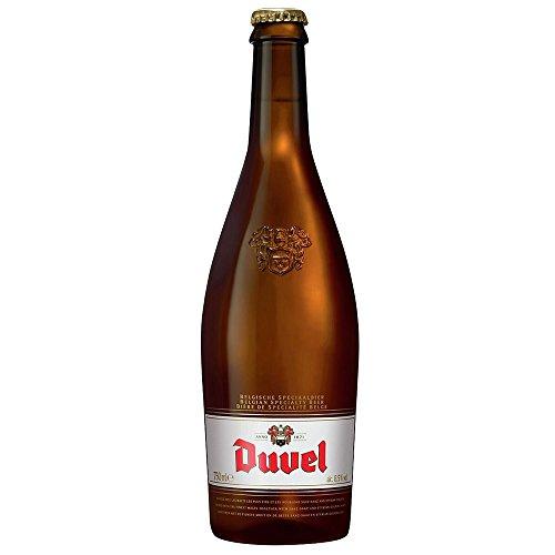Duvel-Bier blond 8.5 ° 75 cl Bouteille (75 cl)