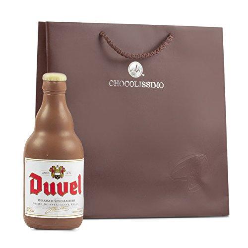 Flasche Duvel Bier aus Schokolade Geschenke für Männer