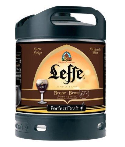 Leffe Braun Fass 6l fuer Perfect Draft