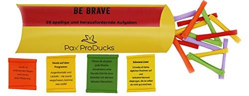 Pax ProDucks - Be Brave 50 kraftvolle und spaßige Abenteuer ☀️ | ❤ Geschenk - für...